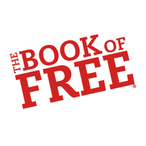 The Book of Free logo