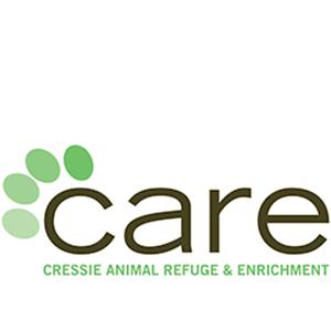 Care Cressie Animal Refugee & Enrichment logo