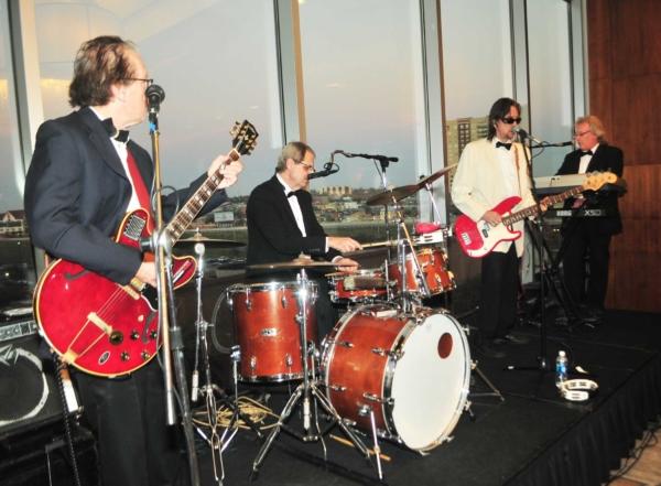 Live performance band