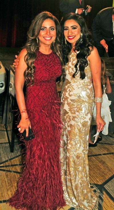 Two women at the 2017 Kings & Queens Gala Fun-Raiser