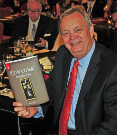Geoff Crabtree at the 2017 Kings & Queens of Good Hearts Fun-Raiser
