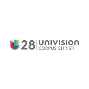 Univision 28 Corpus Christi logo