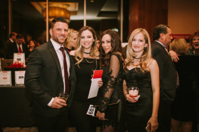 guests at the 2018 Kings & Queens of Good Hearts Fun-Raiser