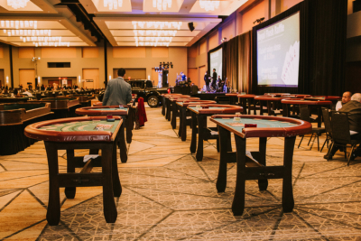 Black Jack tables