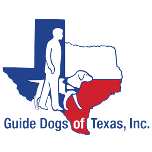 Guide Dogs of Texas, Inc. logo