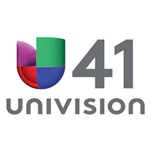 Univision 41 San Antonio logo