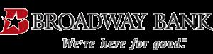 Broadway Bank logo