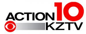 Action 10 KZTV logo