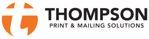 Thompson Print & Mailing Solutions logo