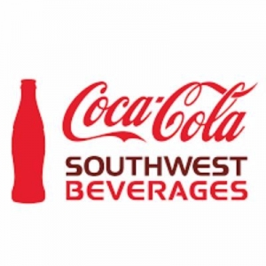 Coca-Cola Southwest Beverages logo