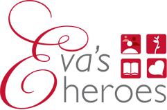 Eva's Heroes logo